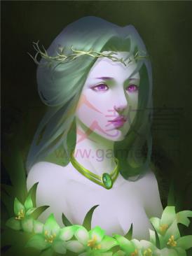 《绿·女》