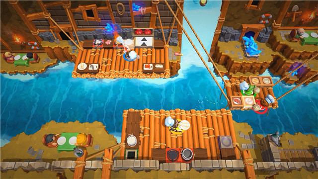 《胡闹厨房》动作解谜+经营模拟:带竞技玩法的餐厅经营游戏.jpg