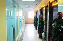 青岛ued学院长廊