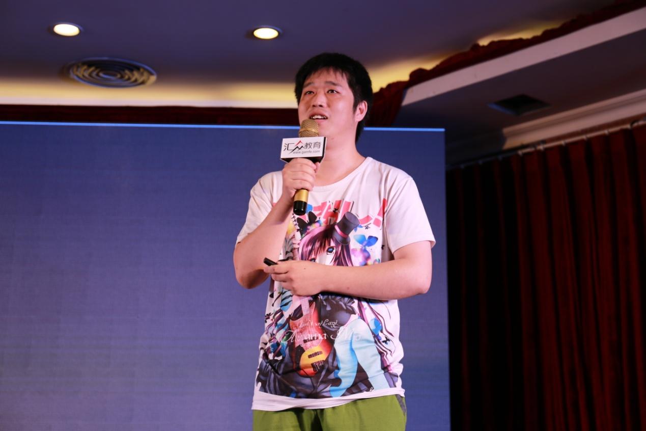 成都翔翼网络科技公司游戏开发工程师刘凯