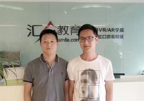 谢辉和专业老师曹建的合影_副本.jpg