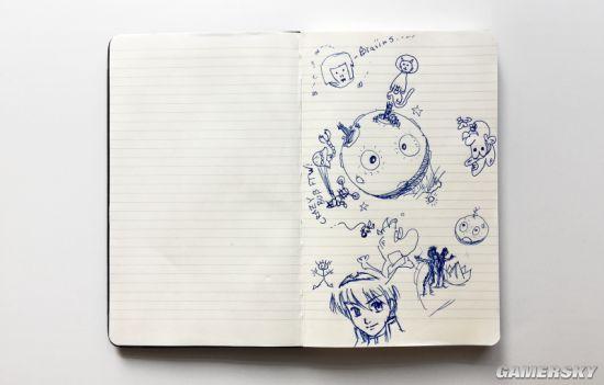 来自顽皮狗、任天堂等14名开发者画了一幅画.jpg