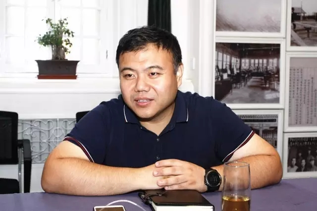 北京市文化创意产业发展服务有限公司业务发展部经理,北京故宫文化创意有限公司董事副总经理杨菲.jpg
