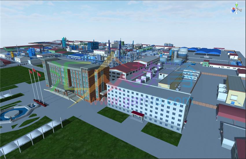 《化学工厂复原项目-标模5》