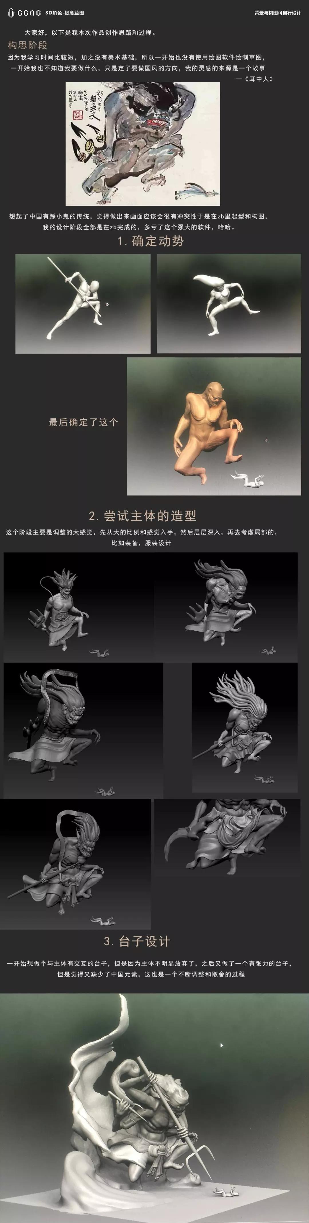 GGAC三等奖作品《耳中人》(作者:汇众教育学员 刘翔)创作过程_1.jpg