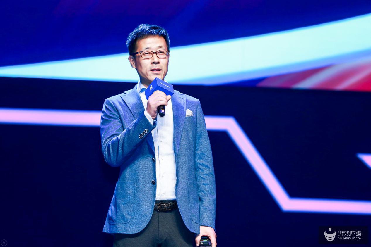 腾讯公司平台与内容事业群QQ支付联合产品部总经理贺飏.png