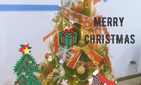平安夜、圣诞节,happy happy,la la la~