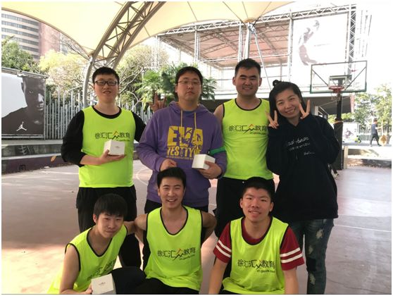 汇众教育上海徐汇游戏校区学员日常精彩之赛后颁奖.jpg