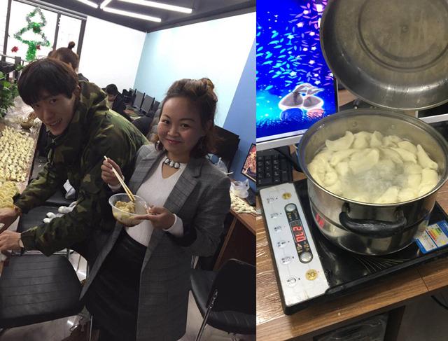 西安动漫游戏校区师生冬至吃饺子.jpg