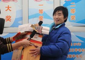 """济南校区学员应邀参加山东综艺频道""""超级运动会"""""""