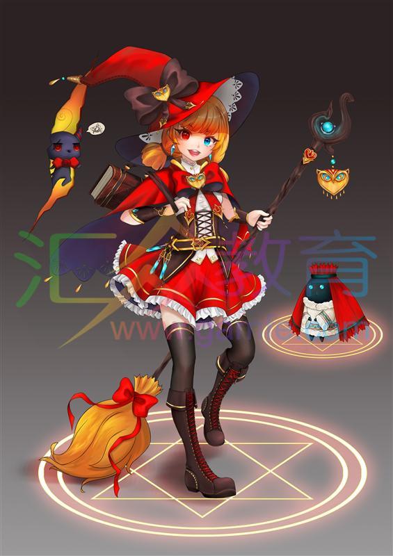 《小女巫》