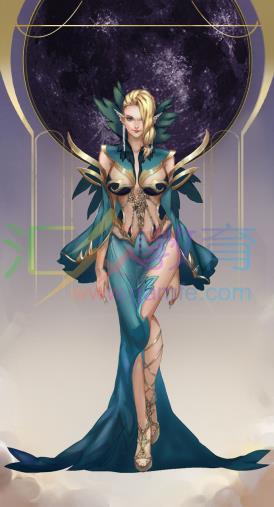《精灵女王》