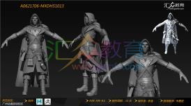 《武士模型》