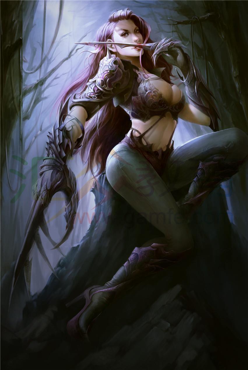 《女刺客》
