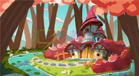 《林中小屋》
