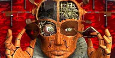 《机械小丑》