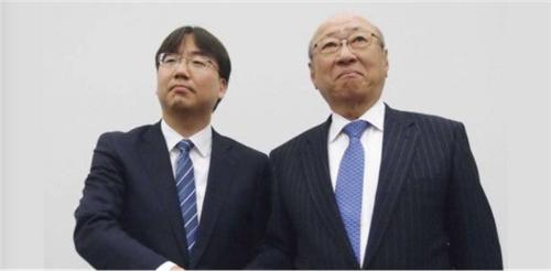 今年68岁的任天堂社长君岛达己(Tatsumi Kimishima)宣布将于6月退休,由46岁的古川俊太郎 (Shintaro Furukawa) 出任新社长.png
