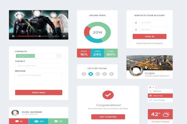 选择用户界面设计