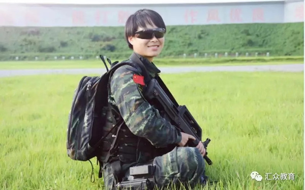 汇众教育明星学员,曾经的女特种兵杨xing.jpg