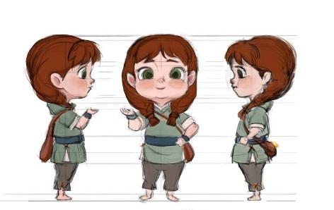 如何画动漫人物的脸 画动漫人物的脸步骤是什么