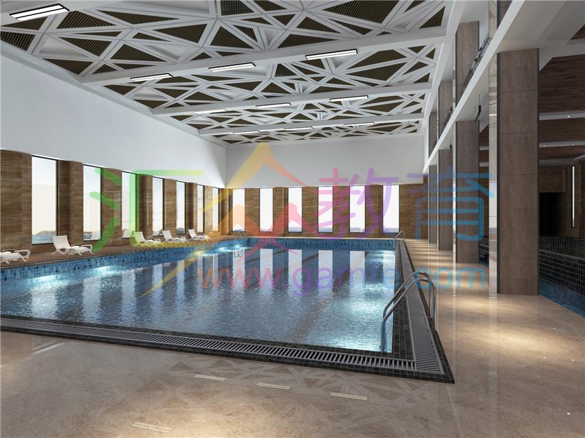 《游泳馆》