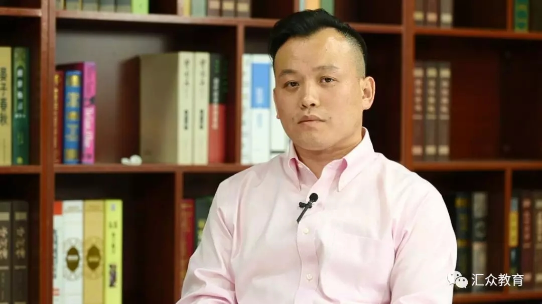 汇众教育V9.0发布会后,人寿财险北分大项目业务部总助-杨总接受采访.jpg