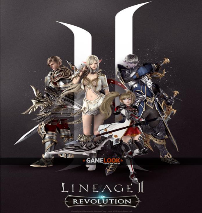 韩国手游公司Netmarble代表作《Lineage2Rev-1》.jpg