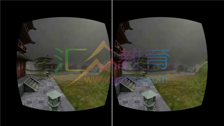《移动端VR场景》