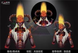 南京游戏建模培训难学吗
